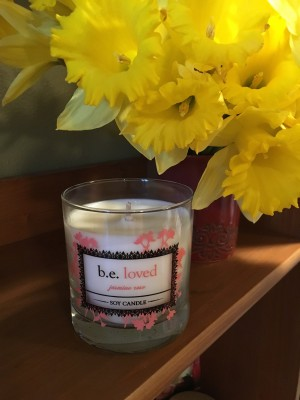 b.e.lovedcandle